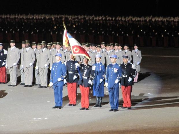 La dissolution de l'Ecole d'Administration Militaire, regroupée avec l'Ecole des commissaires aux armées.