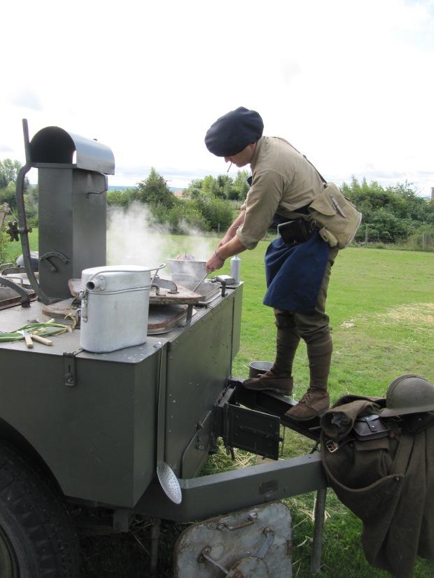 Notre roulante française, fabrication après-guerre