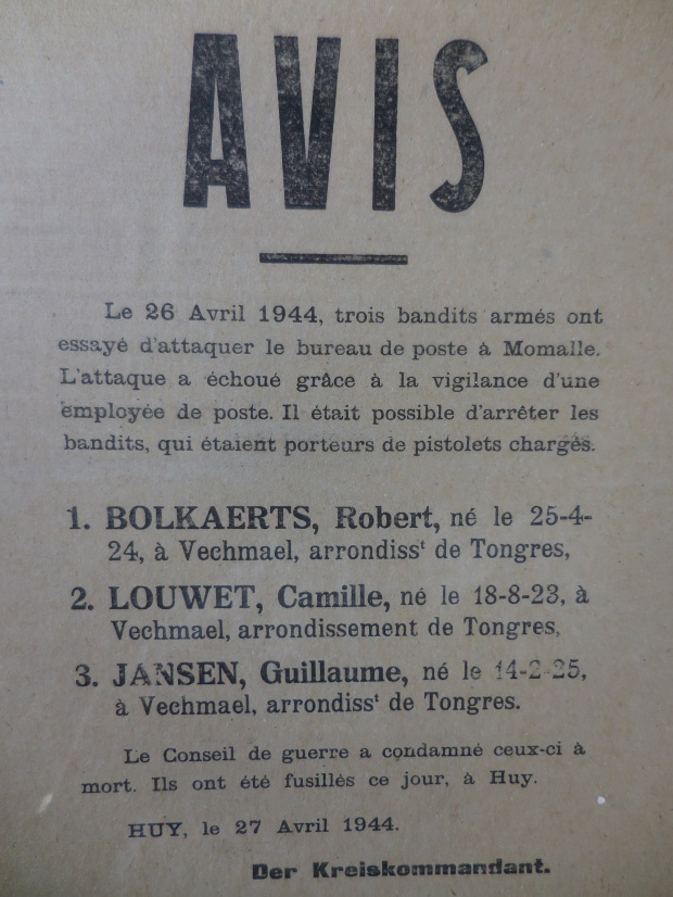 Document d'époque.