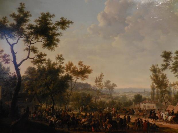 """Swebach, """"La bataille de Marengo"""". Au soleil de l'Italie, la journée, mal entamée, est sauvée en ce mois de juin 1800."""