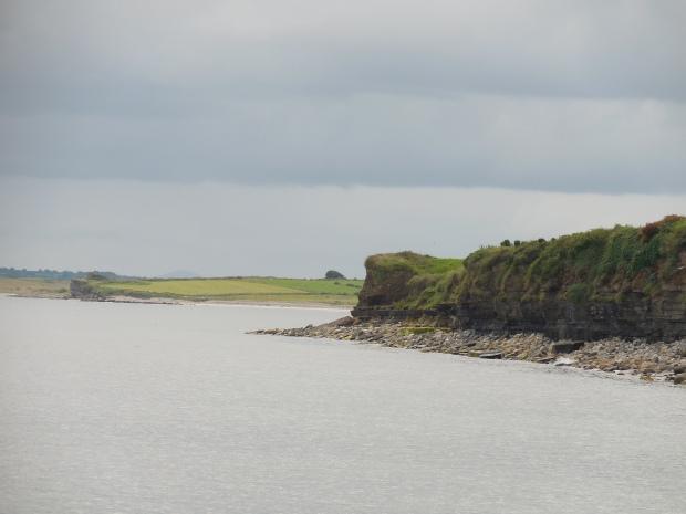 Le paysage. Photo de l'auteur.